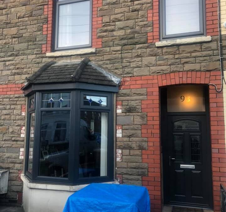 New Windows and composite doors in Nelson